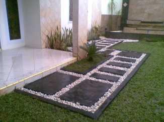 Hli Taman Bagus Com Rumah Batu Alam Untuk Taman Batu Hias